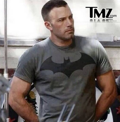 Ben Affleck Batman Workout