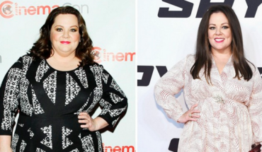 Melissa McCarthy Lost 50 pounds!