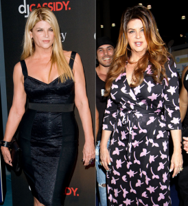 Kirstie Alley Workout