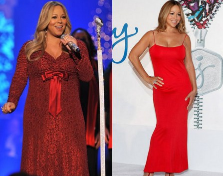 What were these foods Mariah Eliminated From Her Diet?