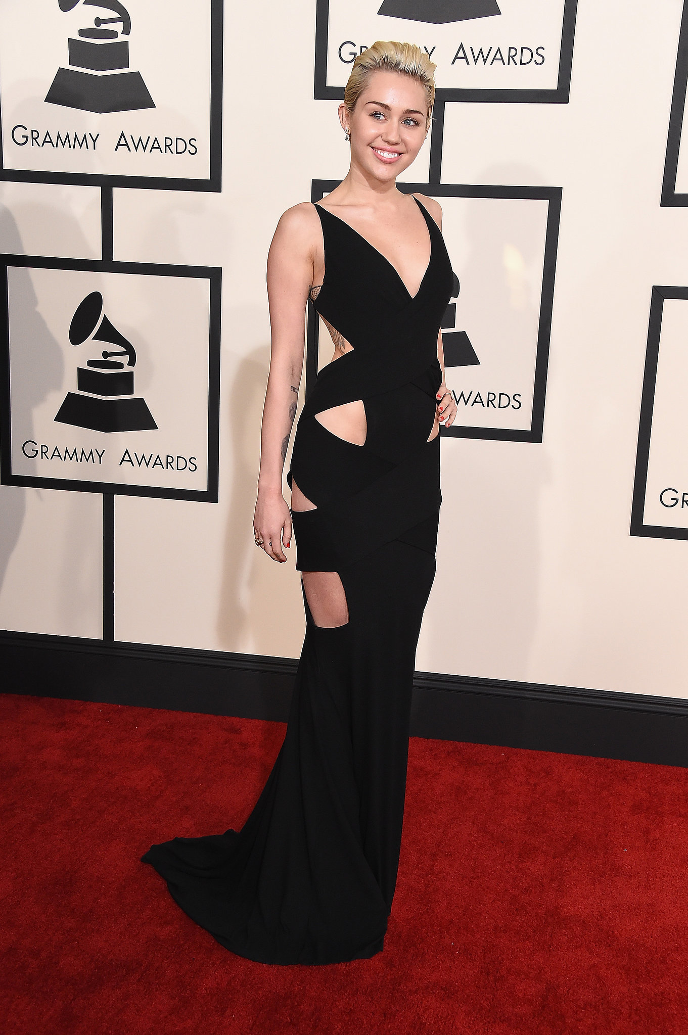 Miley Cyrus Height and Weight Stats - PK Baseline- How ... Miley Cyrus Grammys 2013