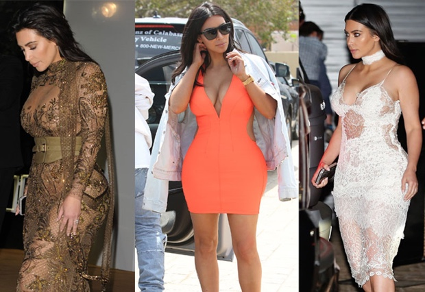 Kim Kardashian Weight Loss After Baby