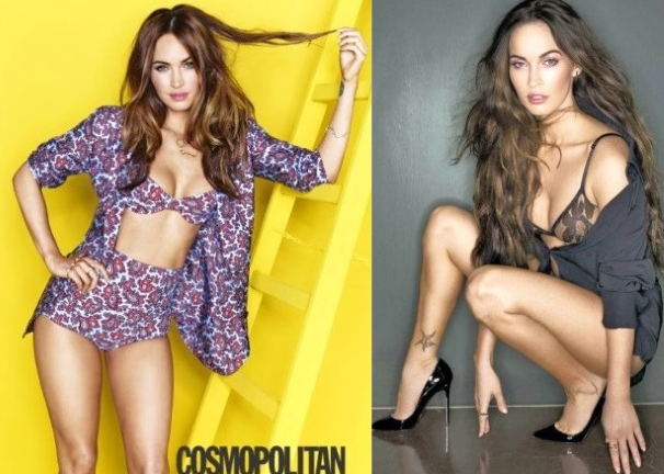 Megan Fox Reveals How She Lost Her Baby Weight