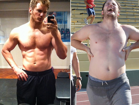 Guardians of the galaxy workout