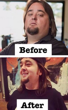 Chumlee's Exercise Routine For 150lb Weight Loss