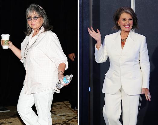Roseanne Barr Diet