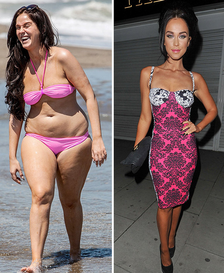 How Vicky Pattison Lost Over 60 Pounds Diet And Workout Plan Revealed