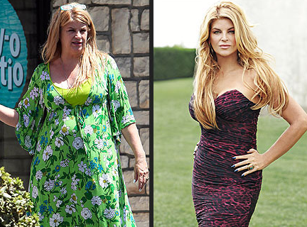 Kirstie Alley Reveals Her 50lb Weight Loss Diet Pk