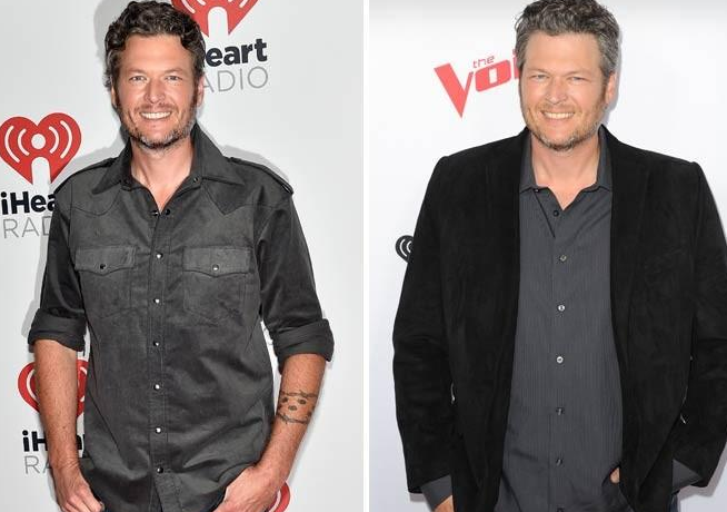 Blake Shelton On How He Lost 30+ Pounds - PK Baseline- How