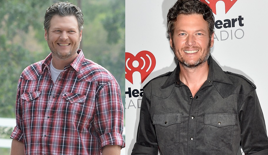 Blake Shelton Weight Loss