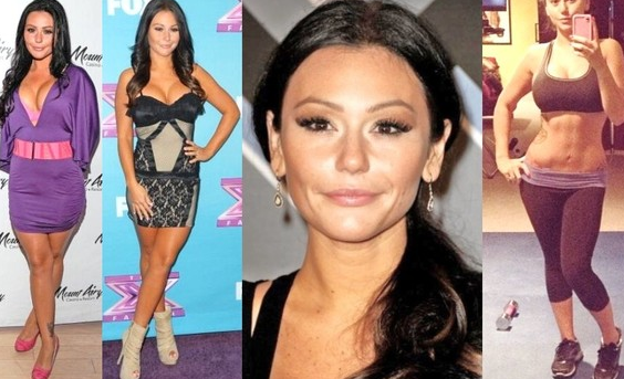 Jwoww Workout