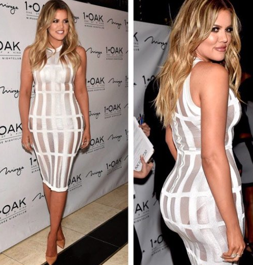 Khloe White Dress