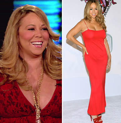 Mariah Carey Weight Loss Workout And Diet Plan