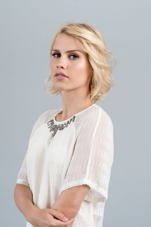 Claire Holt Photoshoot for Zooey Magazine