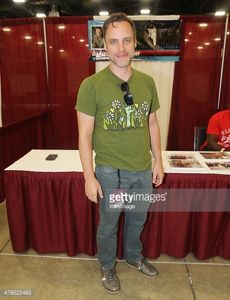 Daniel Thomas May attends Florida Supercon at the Miami Beach Convention Center