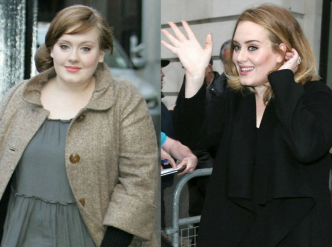 adele weight loss plan