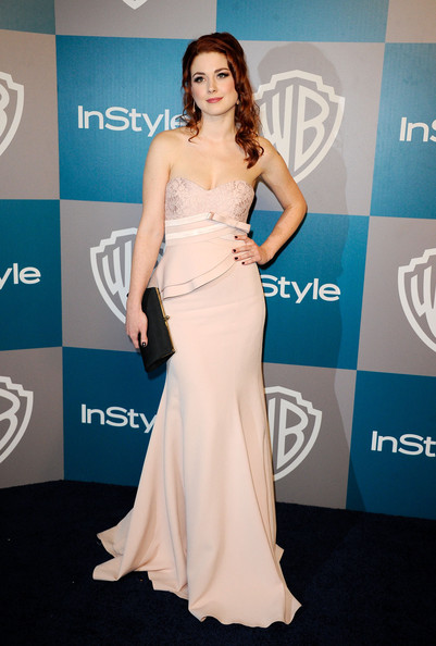 Alexandra at 13th Annual Warner Bros. And InStyle Golden Globe Awards After Party