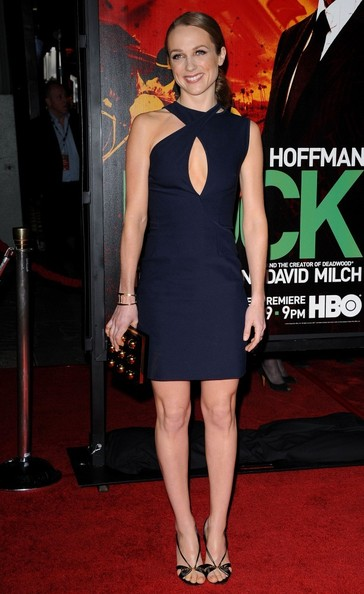 Kerry Condon at the 'Luck' Premier