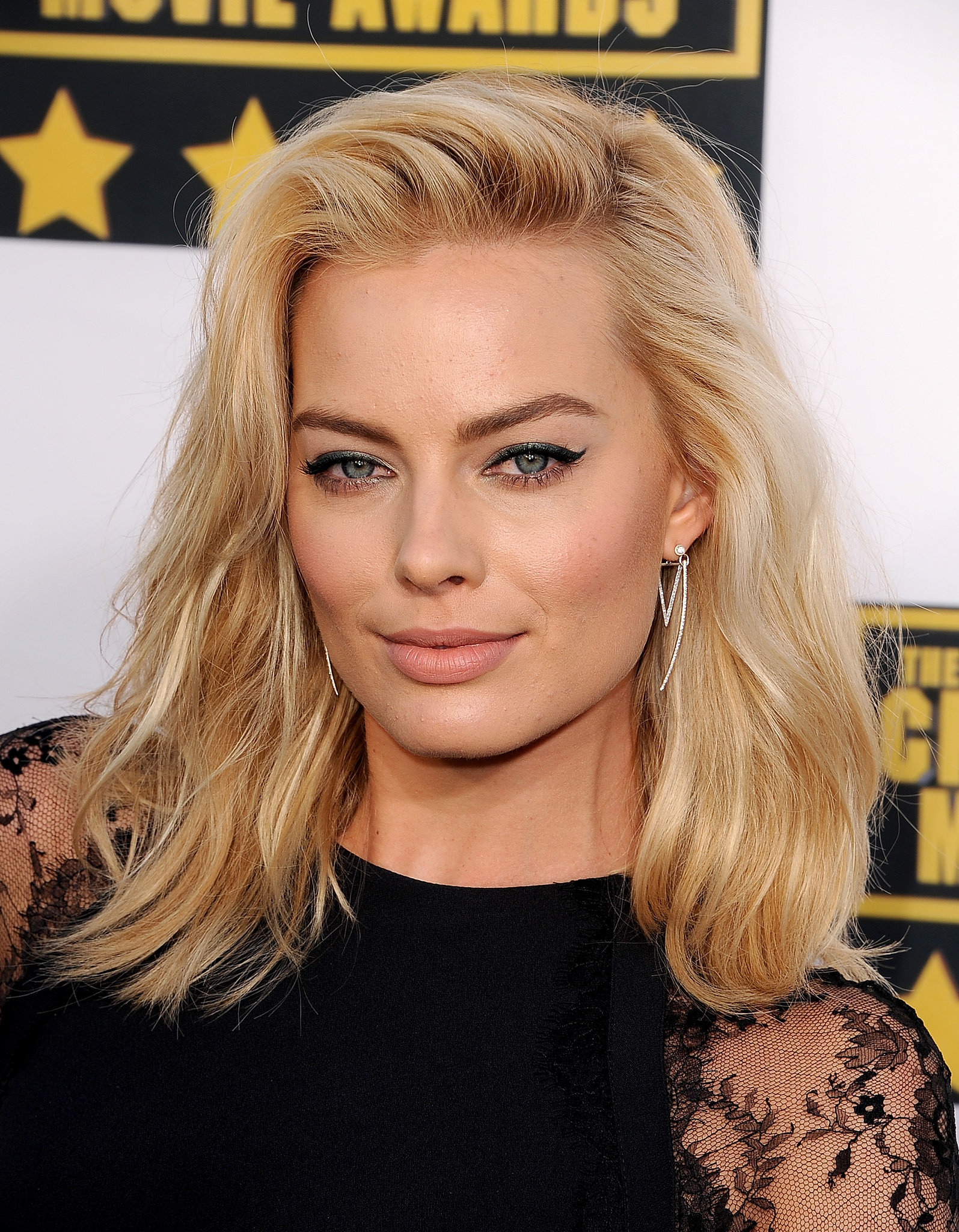 Margot Robbie at the Critics' Choice Awards