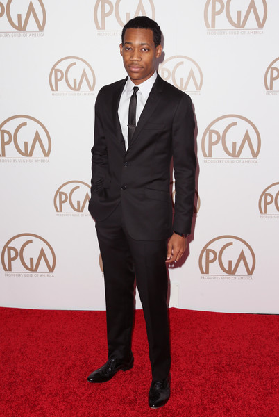 Tyler James Williams at 26th Annual Producer Guild Awards