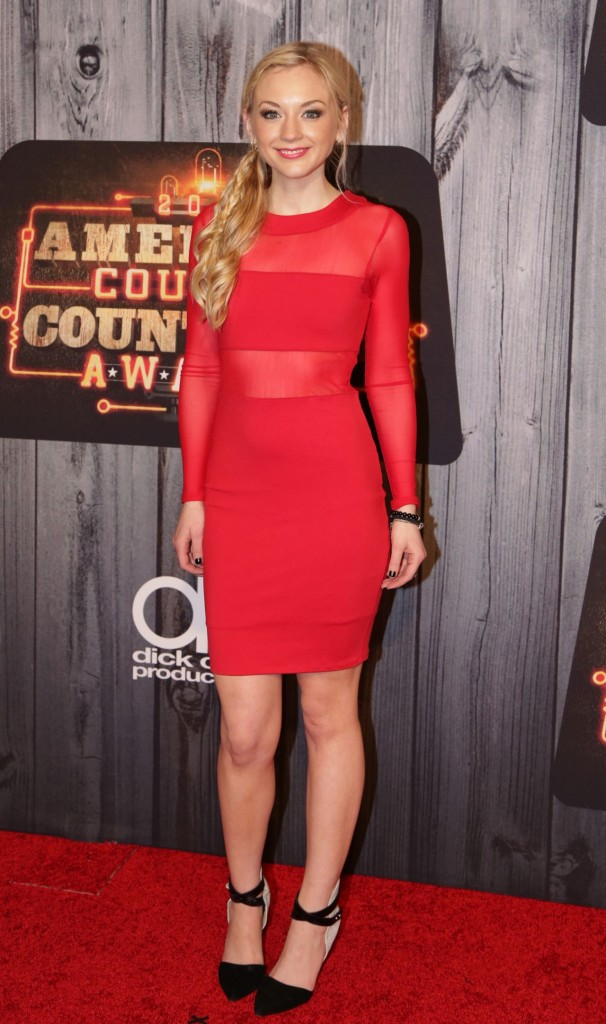 Emily Kinney – 2014 American Country Countdown Awards at Music City Center in Nashville