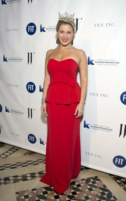 Mallory Hagan as Miss America