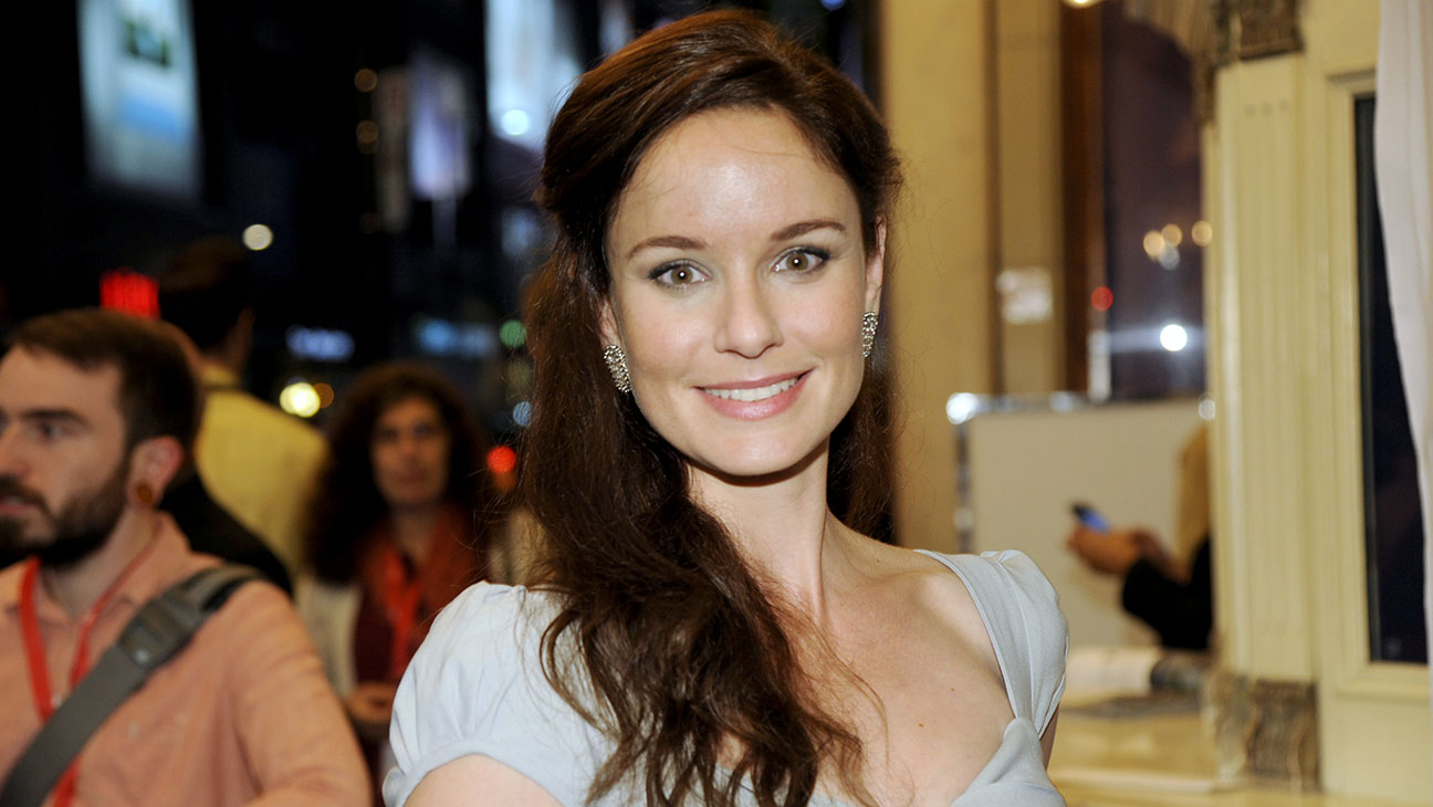"Sarah Wayne Callies attends the premiere of ""The Keeping Room"" on day 5 of the Toronto International Film Festival at the TIFF Bell Lightbox on Monday, Sept. 8, 2014, in Toronto. (Photo by Chris Pizzello/Invision/AP)"