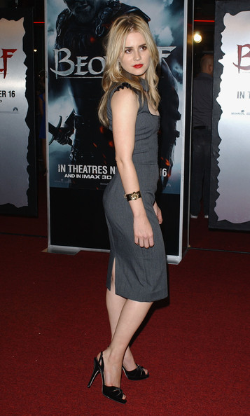 """""""Beowulf """" Los Angeles Premiere"""