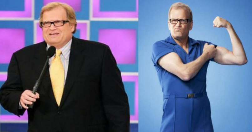 Drew Carey Workout