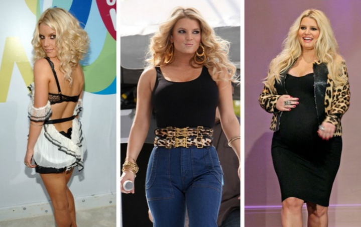 How did jessica simpson lose weight / Men day program