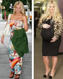 Jessica Simpson After Weight Loss