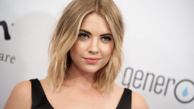 Ashley Benson Height and Weight Stats