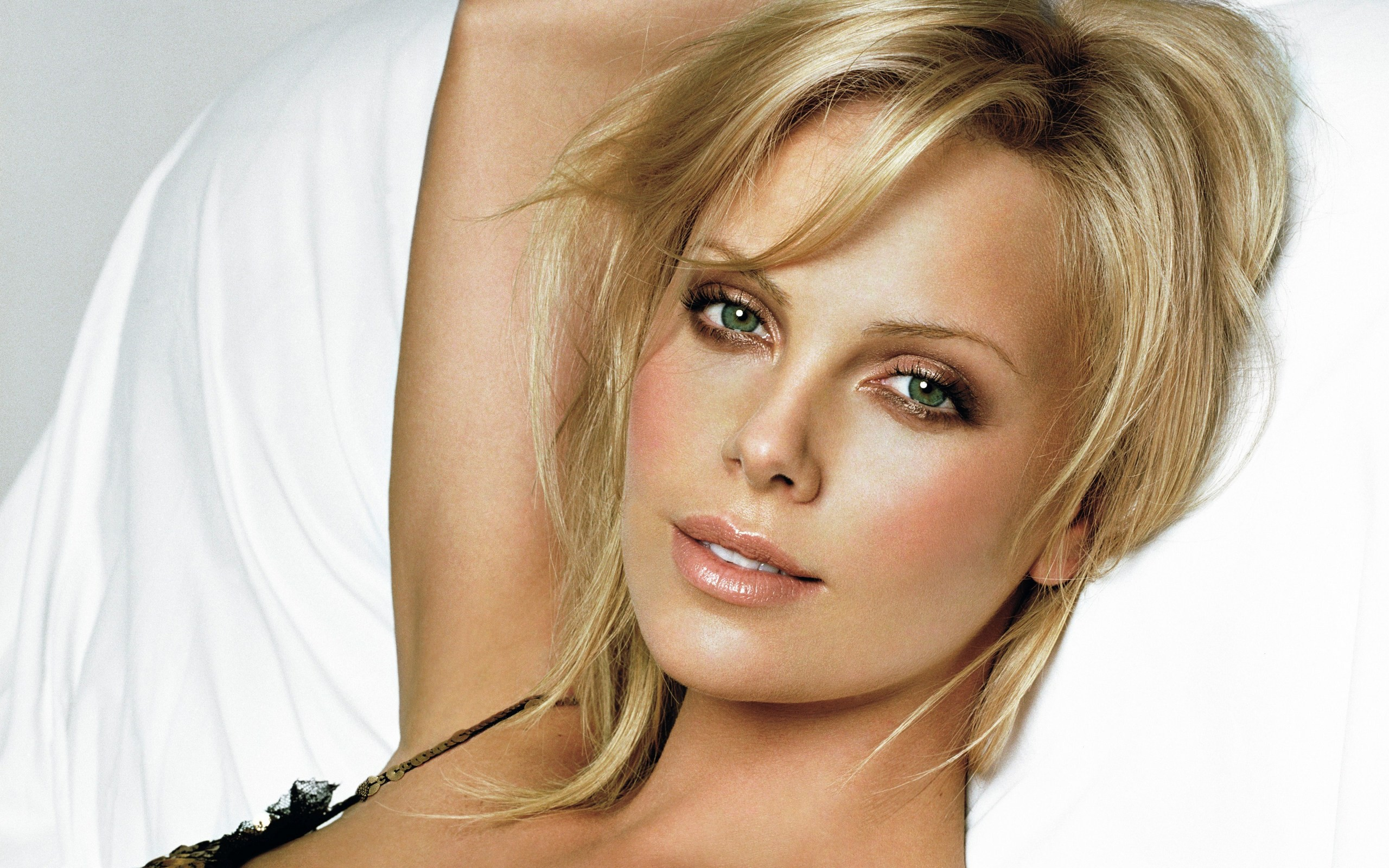 charlize theron young