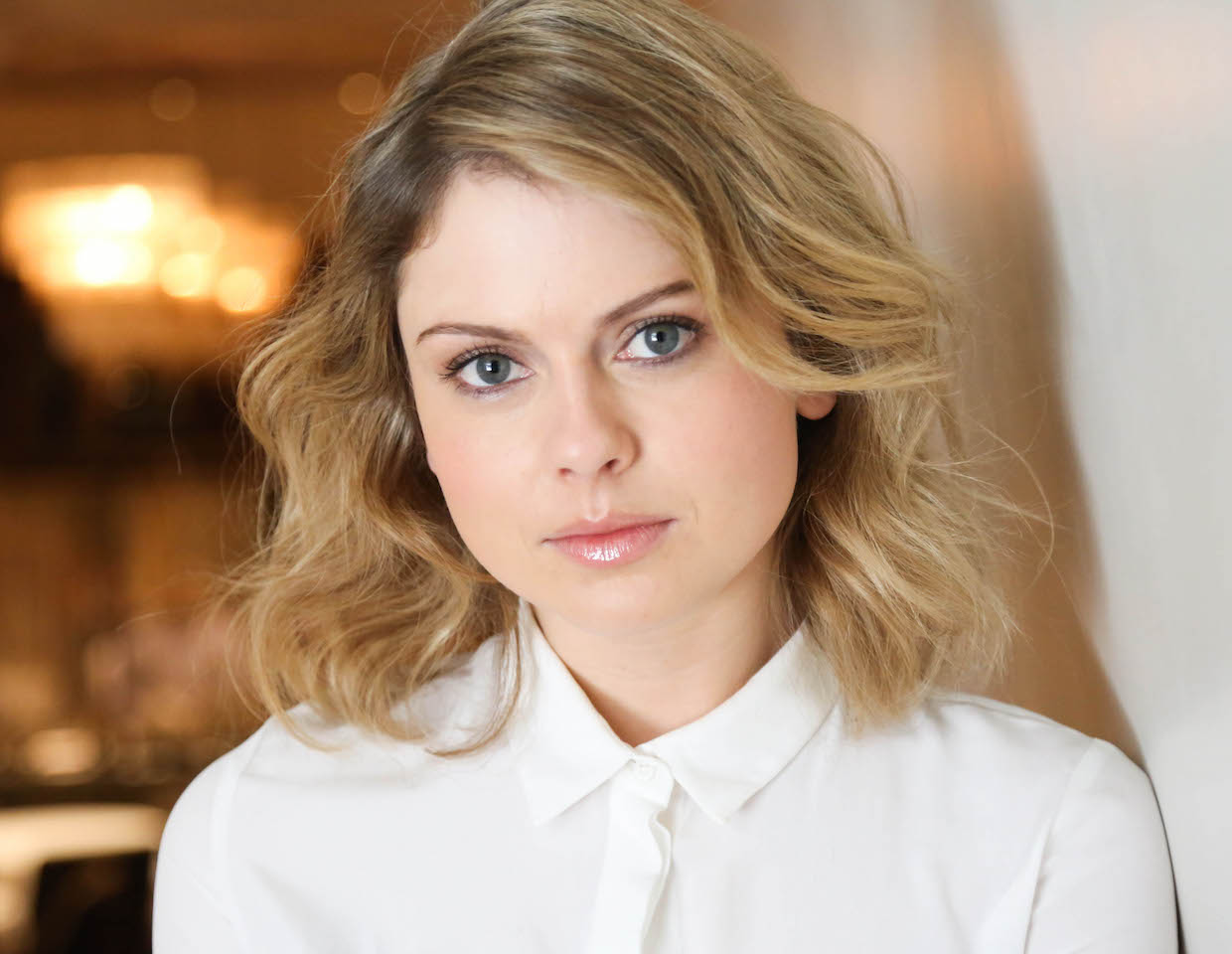 Rose McIver Nude Photos 66