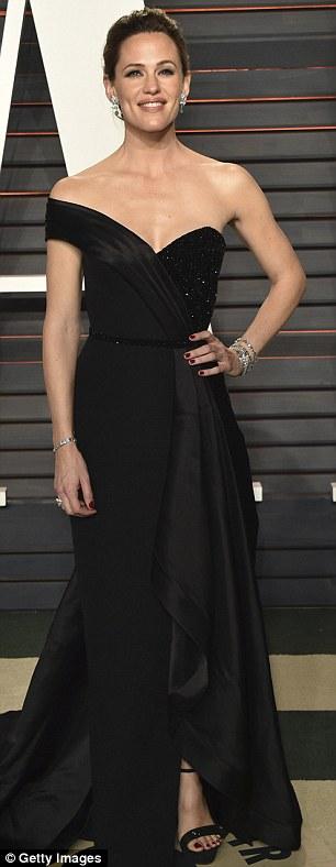 Jennifer Garner at the Oscar