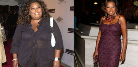 Star Jones Before and After