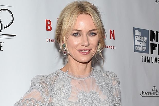 "NEW YORK, NY - OCTOBER 11:  Actress Naomi Watts attends the Closing Night Gala Presentation of ""Birdman Or The Unexpected Virtue Of Ignorance"" during the 52nd New York Film Festival at Alice Tully Hall on October 11, 2014 in New York City.  (Photo by Mike Coppola/Getty Images)"