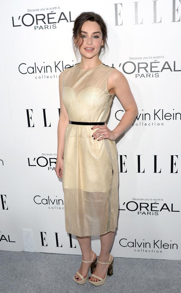 Emilia Clarke Height a...