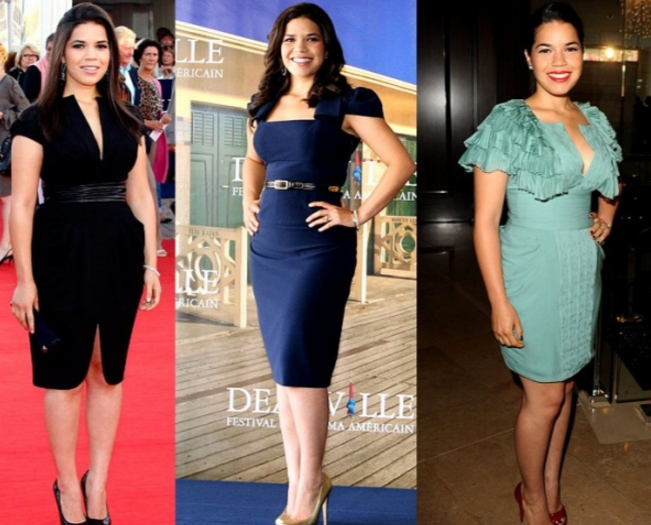 America Ferrera Looks Amazing After Losing 30 lbs - PK ...