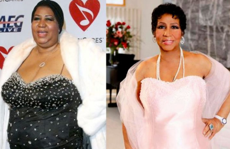 Aretha Franklin Lost Over 100 Lbs And Looks Amazing Pk