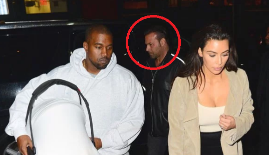 Steven Stanulis with Kimye