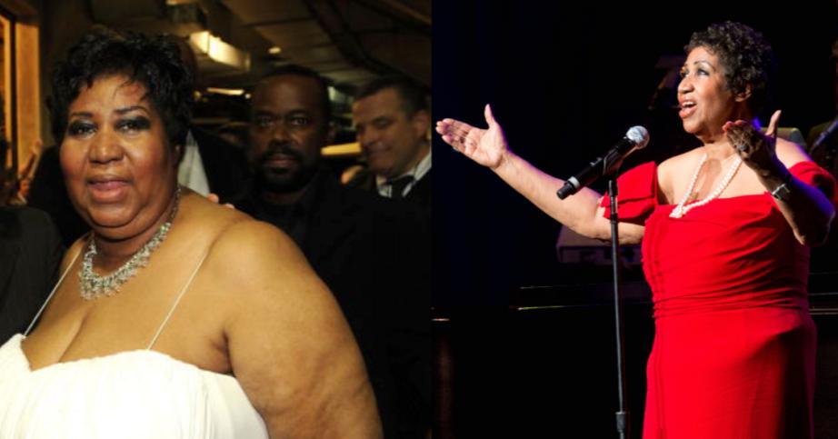 Aretha Franklin Workout