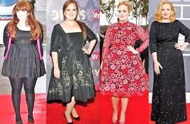 Adele 50 pound weight loss