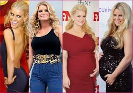 Jessica Simpson 2014 Weight
