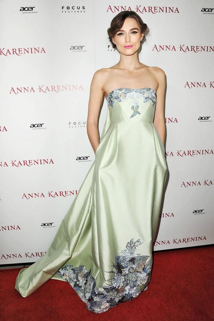 Anna Karenina 1985 Keira Knightley Height...