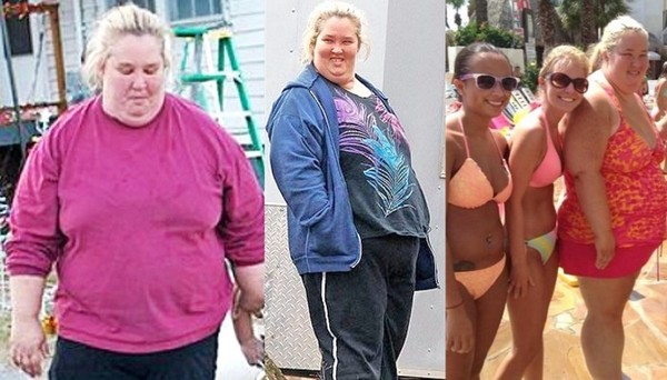Honey Boo Boo's mom, Mama June, flaunts 120-pound ketogenic diet weight loss