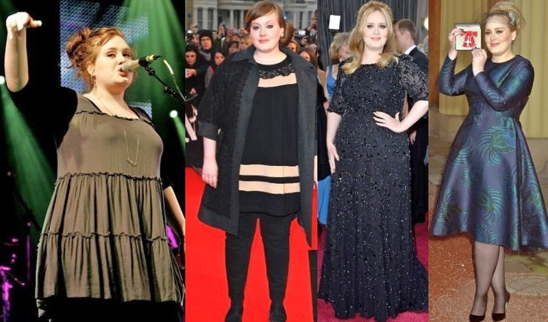 Adele Flaunts Dramatic Weight Loss