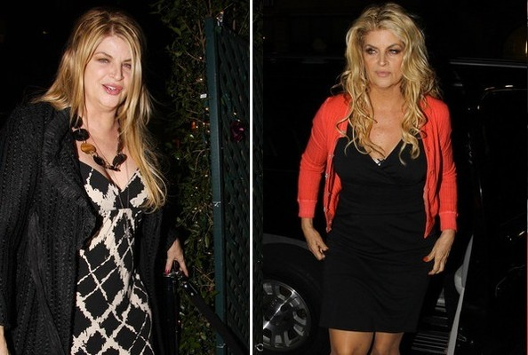 Kirstie Alley Weight Loss