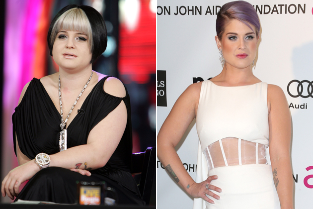 Kelly Osbourne Got Thin: How? Before and After Pics Here ... Kelly Osbourne Weight Gain