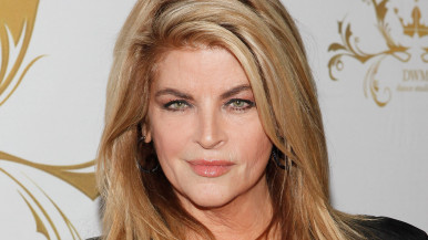 NEW YORK, NY - OCTOBER 30:  Actress Kirstie Alley attends the Dance with Me Studios' Fall Fantasy showcase at Grand Prospect Hall on October 30, 2011 in the Brooklyn borough of New York City.  (Photo by Cindy Ord/Getty Images)